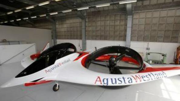 Elicottero Lamborghini : Ecco l aereo elicottero che vola ma va anche sott acqua