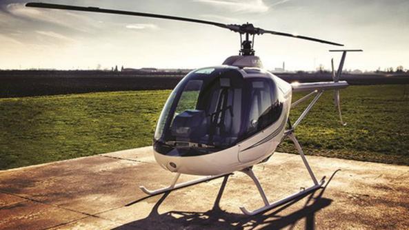 Elicottero Ultraleggero : La vicentina lca decolla con l elicottero ultraleggero