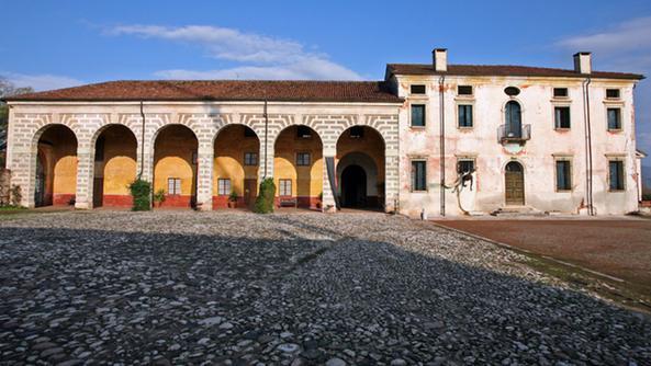 Villa Cita Montecchio Precalcino Pasquetta