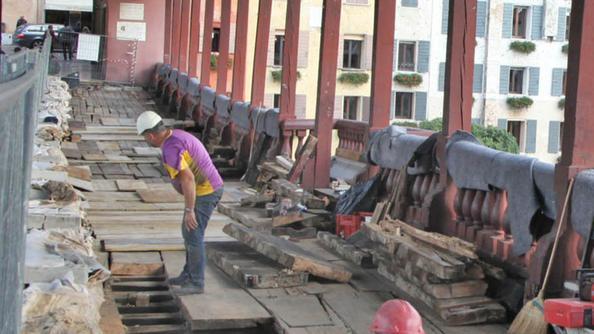 Un appalto irregolare e il progetto del ponte finisce - Parcella architetto per ristrutturazione ...