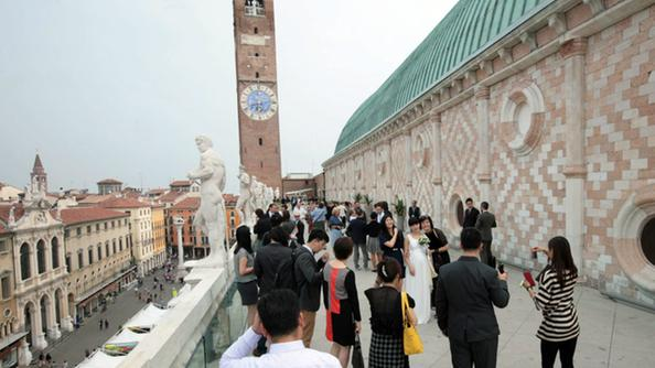 Beautiful Basilica Palladiana Terrazza Photos - Idee Arredamento ...