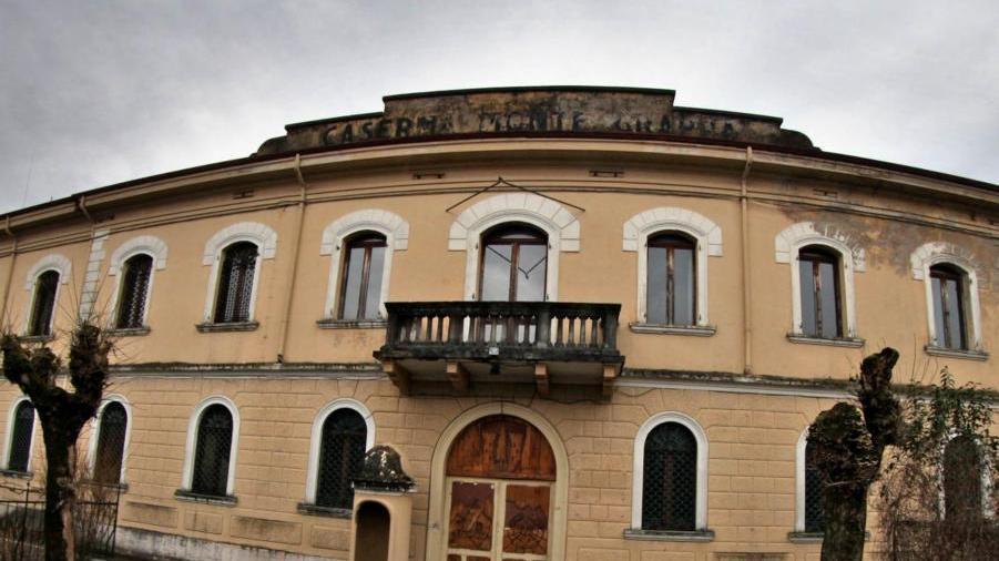 Alloggi museo e polizia montegrappa ai bassanesi for Alloggi asiago