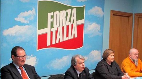Forza italia al 23 per la regione ci candidiamo noi for Forza italia deputati