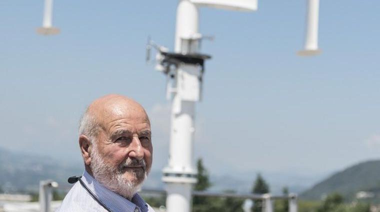 L\'inventore curioso della pala eolica da condominio - Montecchio ...