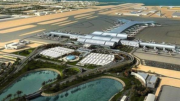 Aeroporto Del Qatar : L impronta omaf nel qatar per aeroporto di doha