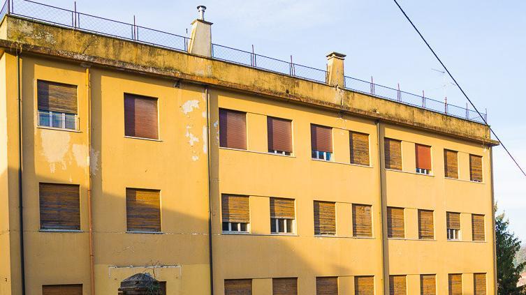 Donata casa al comune destinazione sociale montecchio for Destinazione casa