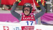 Dominio Goggia in Corea,'ninja' trionfa pure in SuperG