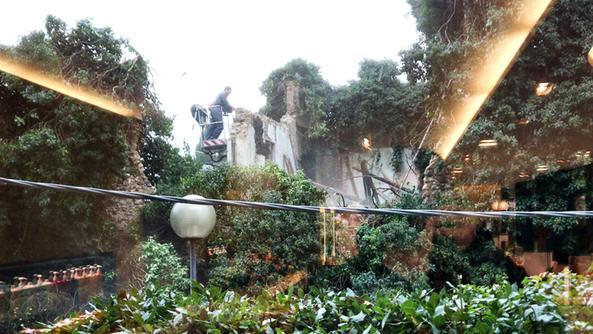 Muro crollato e blackout rimborsi attesi da 4 mesi for Muro robur