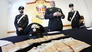 I carabinieri indagano sulla rapina