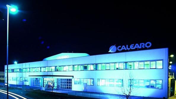 La sede della Calearo Antenne a Isola Vicentina