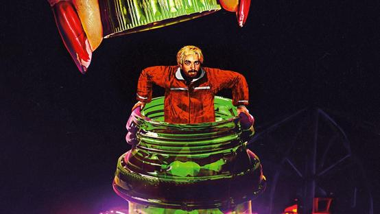"La locandina del film ""Good time"""