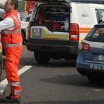 Incidente in autostrada A4. FOTO ARCHIVIO