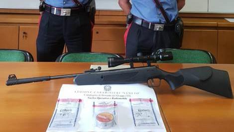 Roma, trovato l'uomo che ha sparato un piombino alla bambina rom Image002