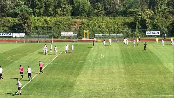 Renate-Vicenza in campo alle 14.30