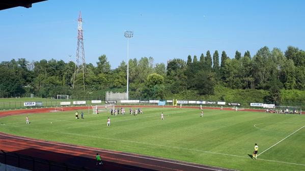 Renate-Vicenza in campo