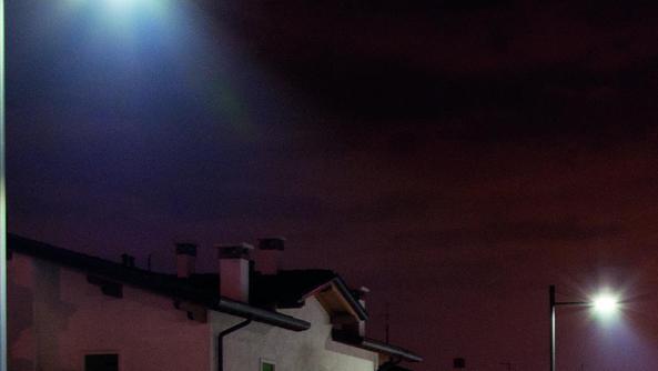Illuminazione Con Led : Nuova illuminazione con le lampade a led pronti 340 mila euro caldogno