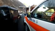 Soccorsi incidente Valsugana (CECCON)