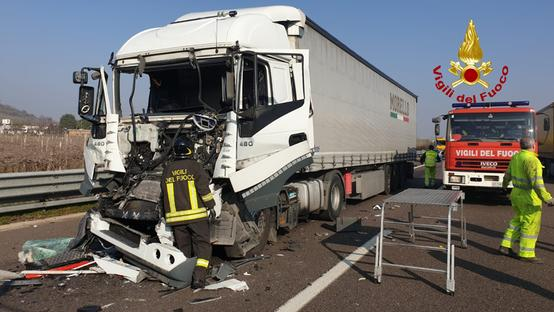 L'incidente in A4