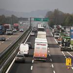 Code in autostrada A4 a causa di un incidente