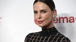 Charlize Theron al Big Screen Achievement Awards di Las Vegas