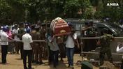 Sri Lanka, India avverti' del massacro poche ore prima