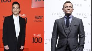"Rami Malex e Daniel Craig nel cast di ""James Bond"" n. 25"