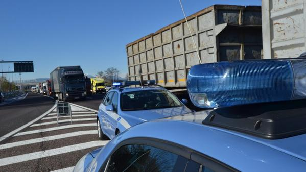 Incidenti in A4