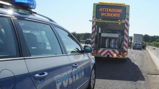 Incidente in A31. ARCHIVIO