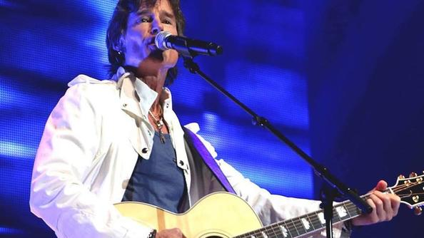 Ron Moss, celebre interprete di Ridge nella storica soap Beautiful