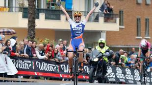 Laura Tomasi ha vinto la categoria Elite al Memorial Cappellotto.  FOTO DONOVAN CISCATO