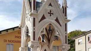 Monumento-ossario Con una cerimonia onorati dieci soldati - Il Giornale di Vicenza