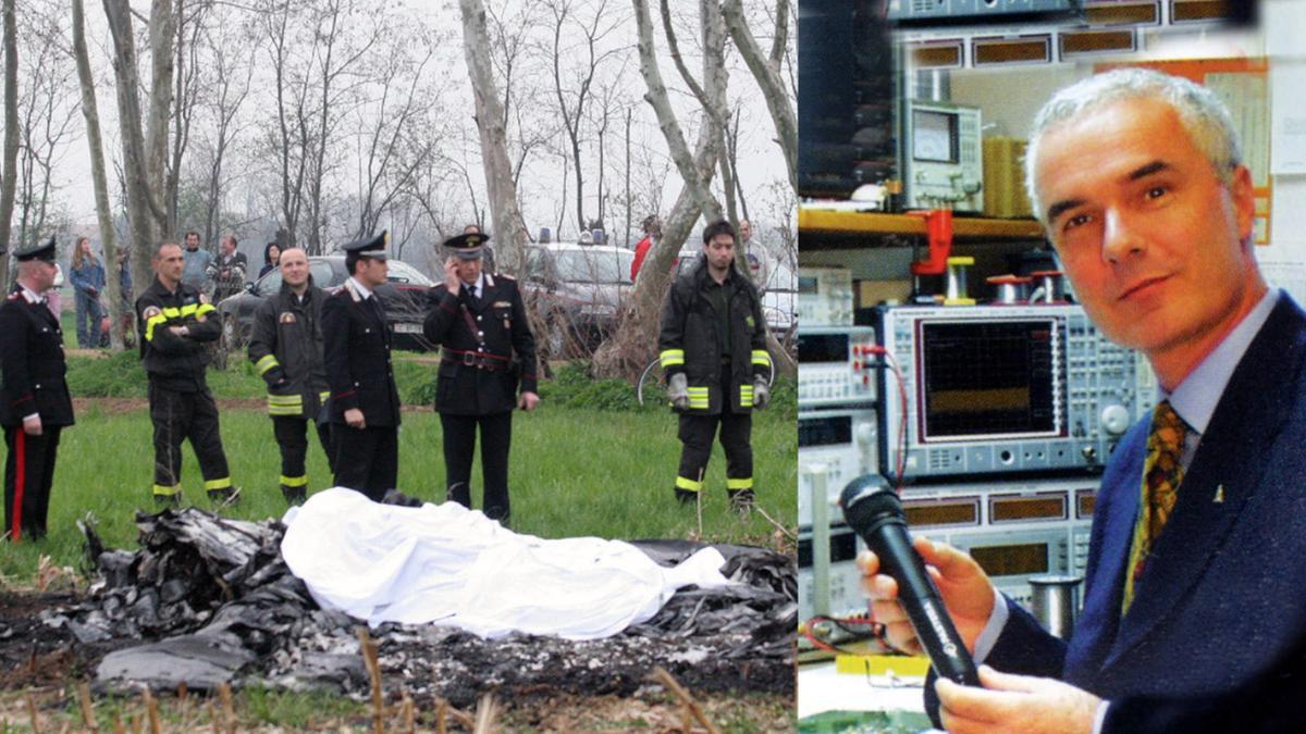 Imprenditore morì nell'incidente aereo Mistero sull'eredità - Il Giornale di Vicenza