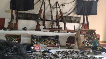 Armi illegali e specie protette morte Cacciatori nei guai - Il Giornale di Vicenza