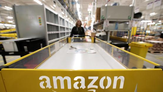 Amazon apre due centri di distribuzione