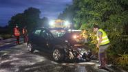 Il luogo dell'incidente (foto La Provincia di Cremona.it)
